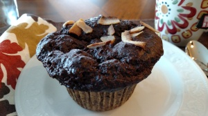 Almond Joy Muffin