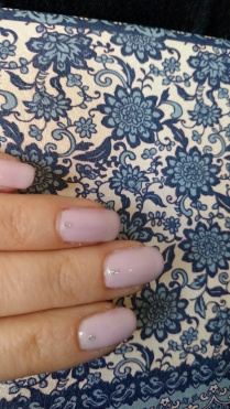 Cake Pop with Color Club silver glitter dot